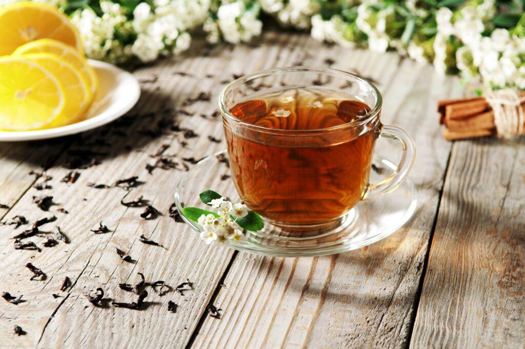 Crni čaj za hemoroide
