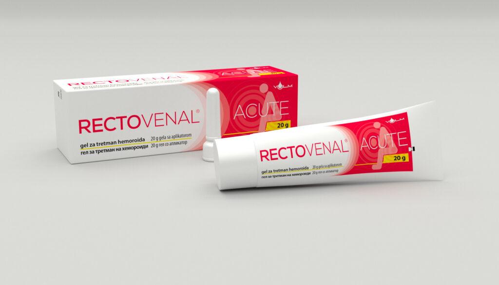 RECTOVENAL acute